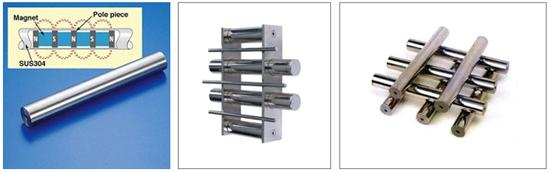 NdFeB bar magnets